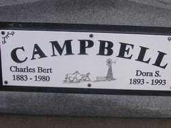 CAMPBELL, CHARLES BERT - Washington County, Colorado   CHARLES BERT CAMPBELL - Colorado Gravestone Photos