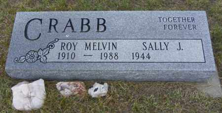 CRABB, ROY MELVIN - Washington County, Colorado   ROY MELVIN CRABB - Colorado Gravestone Photos