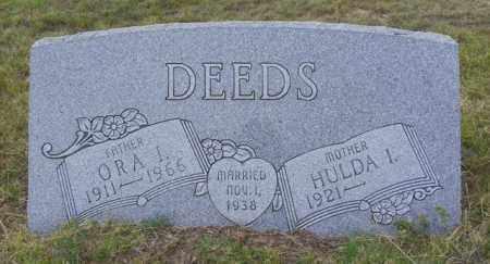 DEEDS, ORA I - Washington County, Colorado | ORA I DEEDS - Colorado Gravestone Photos