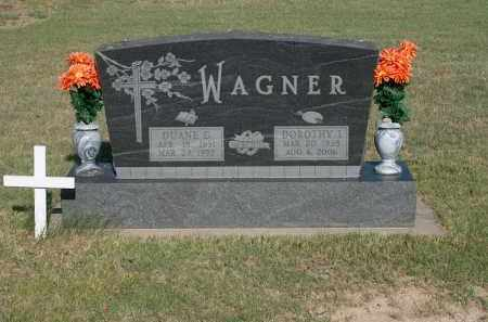 WAGNER, DOROTHY - Washington County, Colorado | DOROTHY WAGNER - Colorado Gravestone Photos