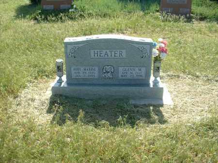 HEATER, RUBY MAXINE - Washington County, Colorado | RUBY MAXINE HEATER - Colorado Gravestone Photos