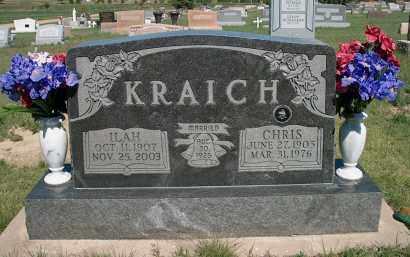 KRAICH, CHRIS - Washington County, Colorado | CHRIS KRAICH - Colorado Gravestone Photos