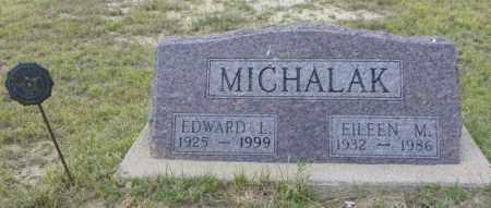 MICHALAK, EILEEN M - Washington County, Colorado   EILEEN M MICHALAK - Colorado Gravestone Photos