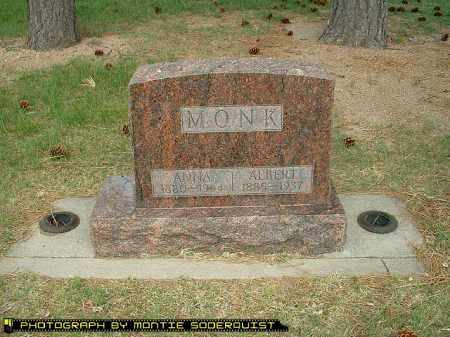 "MONK, CYNTHIA ANN ""ANNA"" - Washington County, Colorado | CYNTHIA ANN ""ANNA"" MONK - Colorado Gravestone Photos"