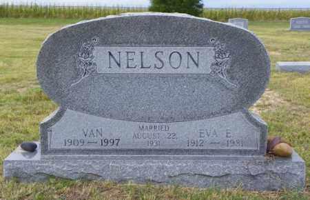 NELSON, VAN - Washington County, Colorado | VAN NELSON - Colorado Gravestone Photos