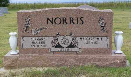 NORRIS, NORMAN S - Washington County, Colorado | NORMAN S NORRIS - Colorado Gravestone Photos
