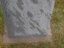 PAYNE, LEMUEL - Washington County, Colorado | LEMUEL PAYNE - Colorado Gravestone Photos