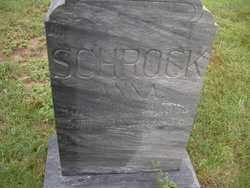 SCHULTZ SCHROCK, ANNA - Washington County, Colorado | ANNA SCHULTZ SCHROCK - Colorado Gravestone Photos
