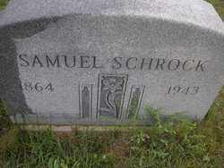 SCHROCK, SAMUEL - Washington County, Colorado   SAMUEL SCHROCK - Colorado Gravestone Photos