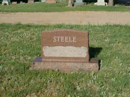 STEELE, HARRY LESTER - Washington County, Colorado | HARRY LESTER STEELE - Colorado Gravestone Photos