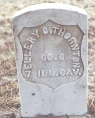 THORNTON, ELLERY C. - Washington County, Colorado | ELLERY C. THORNTON - Colorado Gravestone Photos