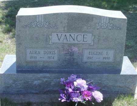 VANCE, EUGENE E. - Washington County, Colorado | EUGENE E. VANCE - Colorado Gravestone Photos