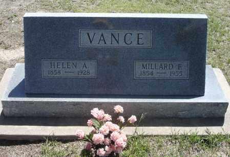 WILSON VANCE, HELEN A. - Washington County, Colorado | HELEN A. WILSON VANCE - Colorado Gravestone Photos