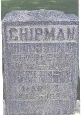 CHIPMAN, MARY E. - Weld County, Colorado | MARY E. CHIPMAN - Colorado Gravestone Photos