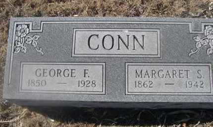 CONN, GEORGE F. - Weld County, Colorado   GEORGE F. CONN - Colorado Gravestone Photos