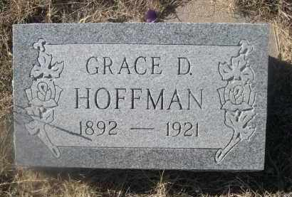 HOFFMAN, GRACE D. - Weld County, Colorado | GRACE D. HOFFMAN - Colorado Gravestone Photos