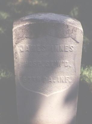 INNES, JAMES - Weld County, Colorado   JAMES INNES - Colorado Gravestone Photos