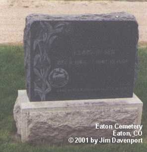OLSEN, LEWIS - Weld County, Colorado | LEWIS OLSEN - Colorado Gravestone Photos