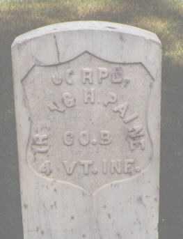 PAINE, IRVING H. - Weld County, Colorado | IRVING H. PAINE - Colorado Gravestone Photos
