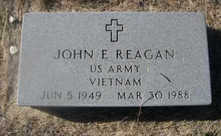REAGAN, JOHN E. - Weld County, Colorado | JOHN E. REAGAN - Colorado Gravestone Photos