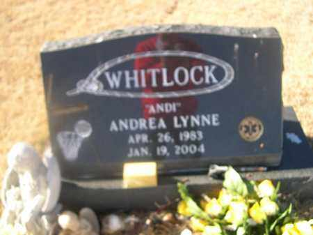 "WHITLOCK, ANDREA LYNNE ""ANDI"" - Weld County, Colorado 