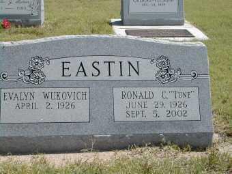 EASTIN, RONALD C. - Yuma County, Colorado | RONALD C. EASTIN - Colorado Gravestone Photos