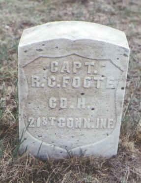 FOOTE, R. C. - Yuma County, Colorado | R. C. FOOTE - Colorado Gravestone Photos