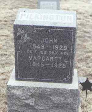 PILKINGTON, MARGARET E. - Yuma County, Colorado | MARGARET E. PILKINGTON - Colorado Gravestone Photos