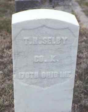 SELBY, T. H. - Yuma County, Colorado | T. H. SELBY - Colorado Gravestone Photos
