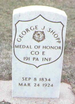 SHOPP, GEORGE - Yuma County, Colorado | GEORGE SHOPP - Colorado Gravestone Photos