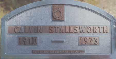 STALLSWORTH, CALVIN (CAD) - Yuma County, Colorado | CALVIN (CAD) STALLSWORTH - Colorado Gravestone Photos