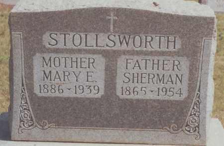 STALLSWORTH, MARY MAGDALINA (MAME) - Yuma County, Colorado | MARY MAGDALINA (MAME) STALLSWORTH - Colorado Gravestone Photos