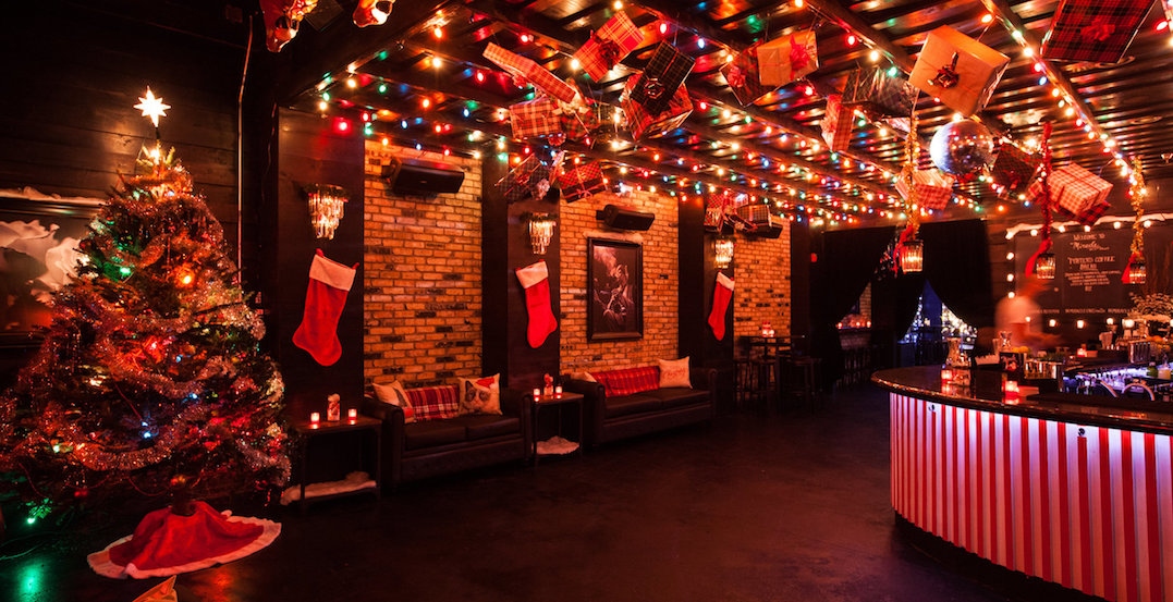 it s your last week to visit toronto s christmas themed bar daily