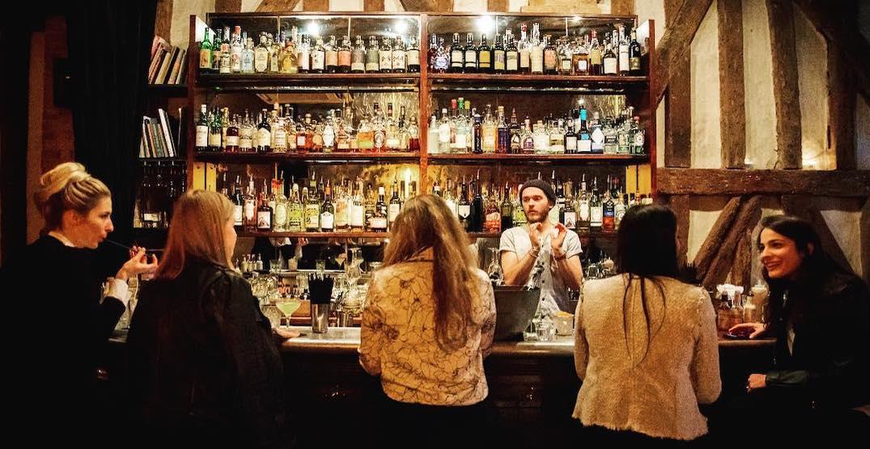 where to drink paris