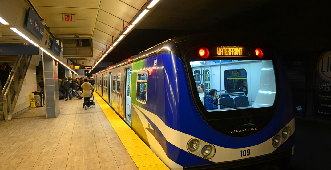 Track issues result in all-day service delays at Commercial-Broadway SkyTrain station