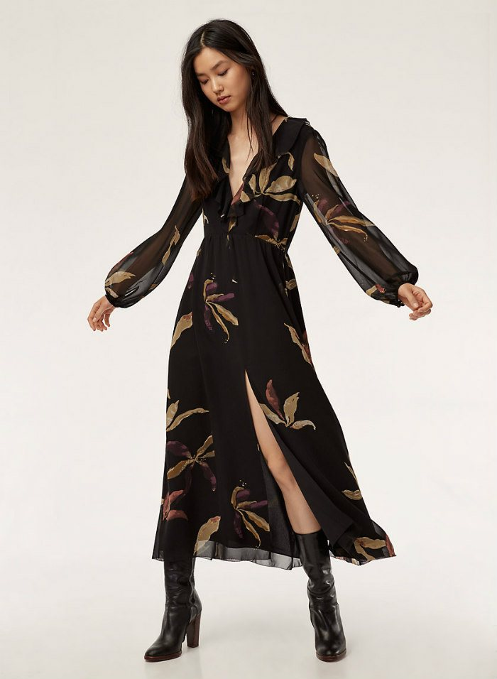 10 Holiday Party Dresses That Will Take You Through The