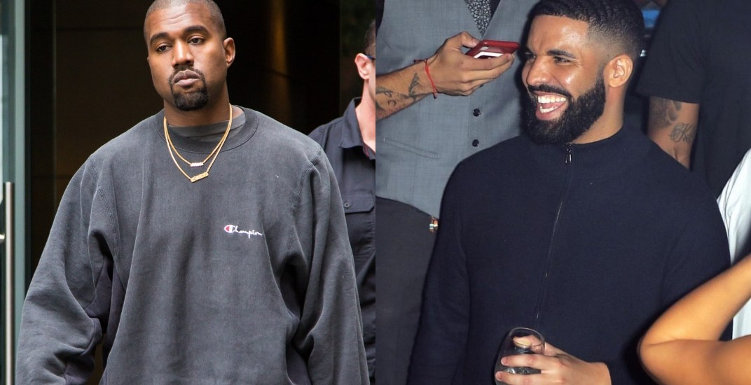 Kanye West rants on Twitter, demanding apology from Drake