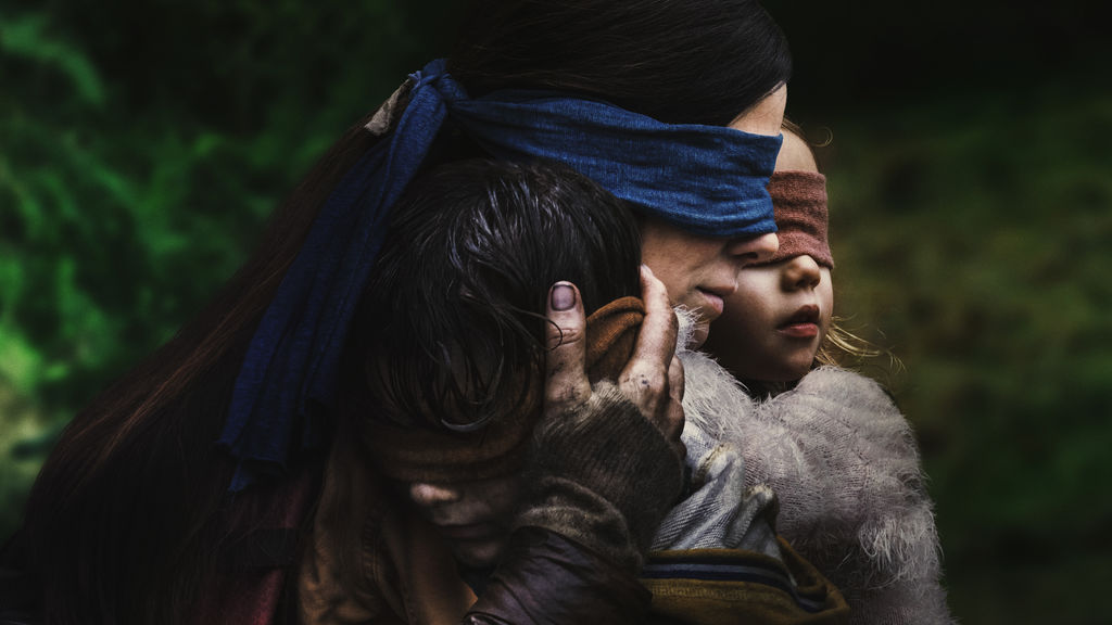 Netflix Pleads: Please Don't Do The Bird Box Challenge