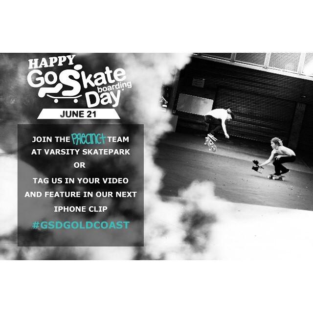 Precinct Skate Shop GSD