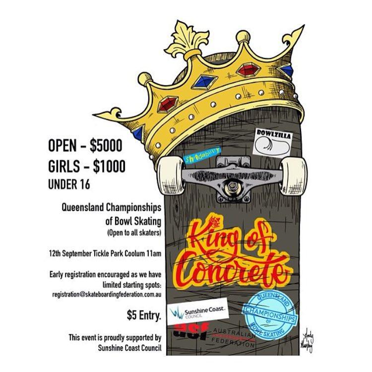 $6K up for grabs at Coolum Skatepark!