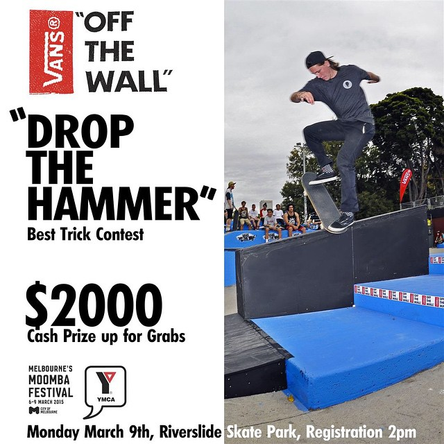 Vans Drop Hammers Comp
