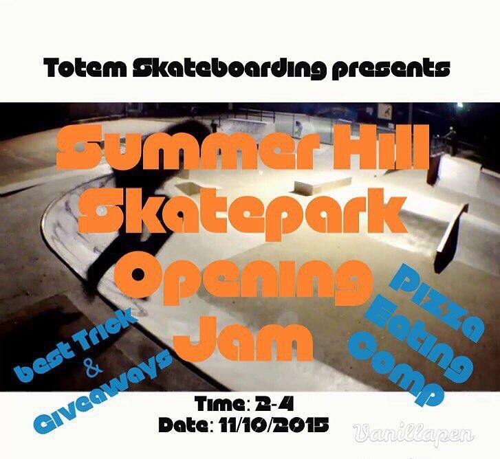 Summer Hill Jam