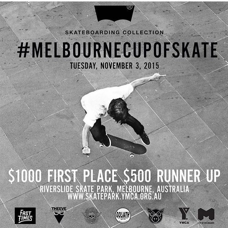 Melbourne Cup of Skate