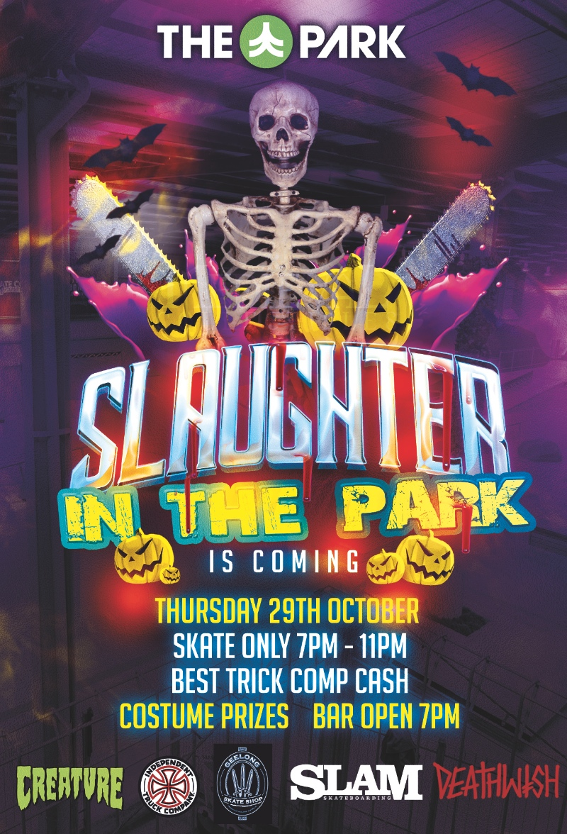 RE: Slaughter at the Park