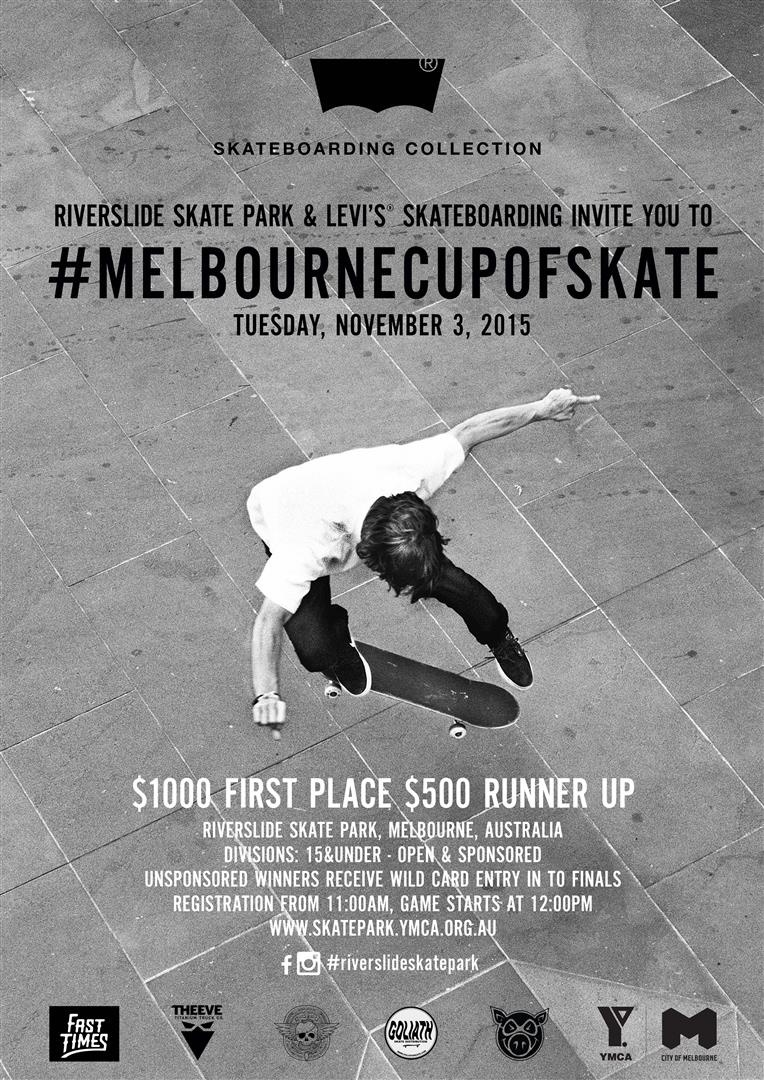 RE: Melbourne Cup of Skate