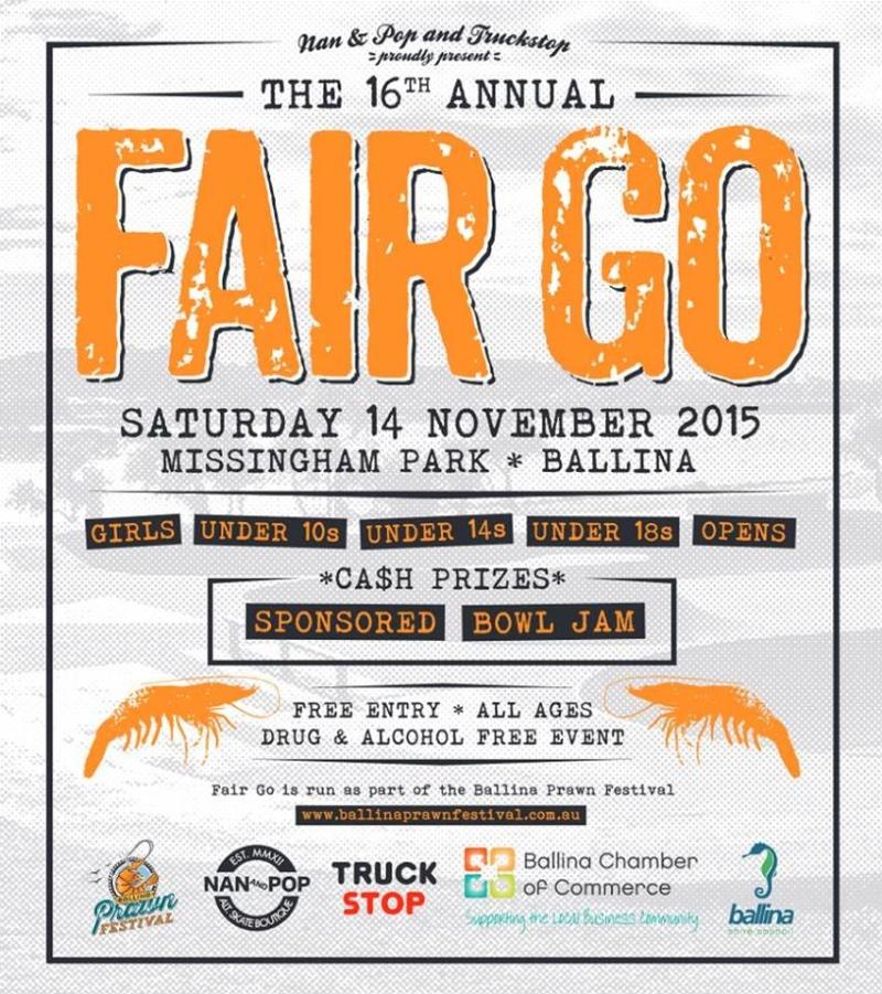 Fair Go Comp Ballina 2015