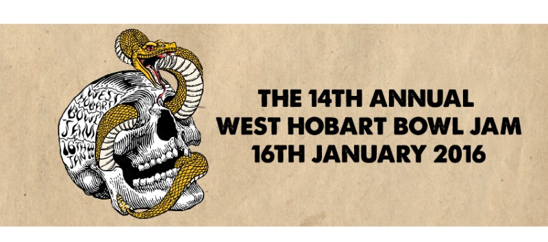2016 West Hobart Bowl Jam