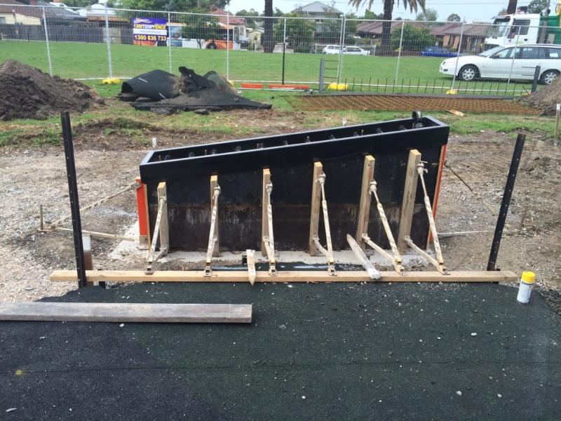 RE: West Footscray skatepark upgrade