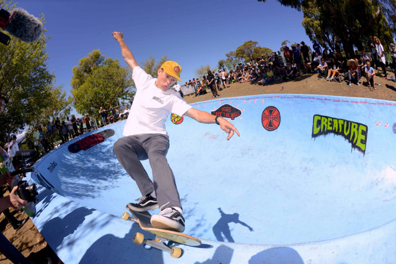 The 14th Annual West Hobart Bowl Jam