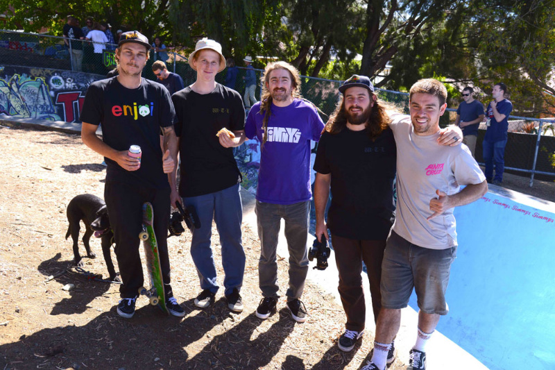 RE: The 14th Annual West Hobart Bowl Jam